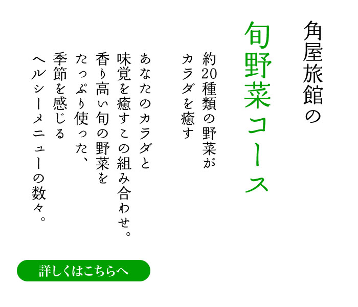 旬野菜コース