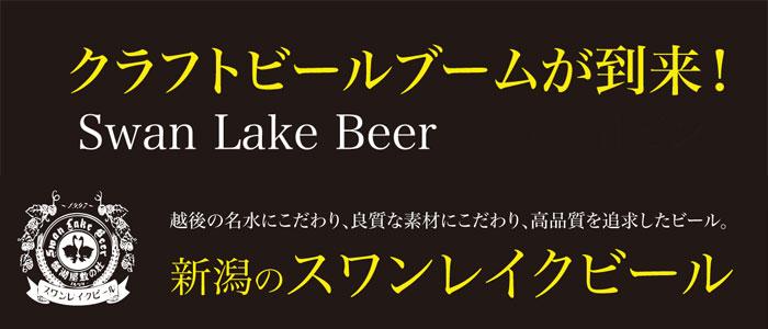 スワンレイクビール SWANLAKE BEER クラフトビール